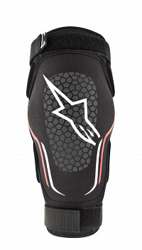 CODERAS ALPINESTARS EVOLUTION PROT WHT/RED