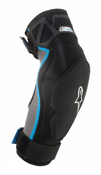 CODERAS ALPINESTARS E-RIDE PROT BLACK CYAN