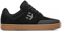 ZAPATILLAS ETNIES MARANA MICHELIN BLACK DARK GREY GUM
