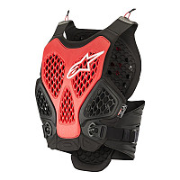 JOFA ALPINESTARS BIONIC PLUS PROTECTION  VEST BLACK RED