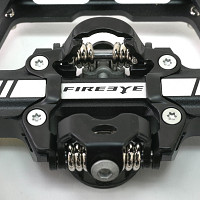 PEDAL FIRE EYE HOT CLIP ALUMINIO SELLADO