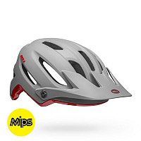 CASCO BELL 4FORTY MIPS M/G DK GRY/CRSM