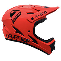 CASCO 7 PROTECTION M1 ROJO