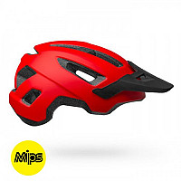 CASCO BELL NOMAD MIPS MAT RED/BLK