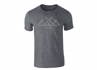 POLERA CROSS MOUNTAIN GRAFITO