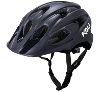 CASCO KALI PACE SOLID MAT BLACK