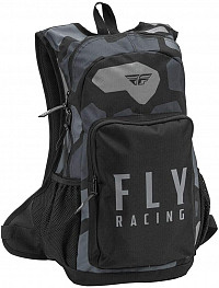 MOCHILA FLY RACING JUMP PACK GREY/BLACK