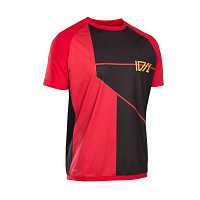 POLERA ION TRAZE SS AMP RED