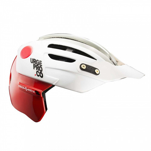 CASCO URGE ENDURO O-MATIC 2 RH BLA/GR/RO