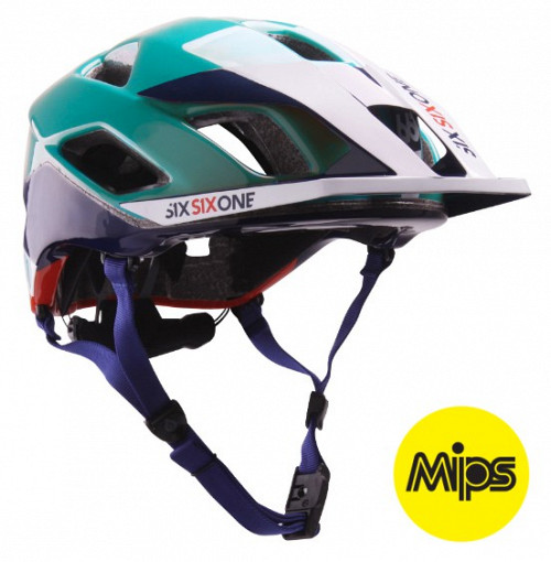 CASCO 661 EVO AM MIPS PATROL TUND WHITE