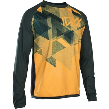 POLERA ION TRAZE LS AMP YELLOW